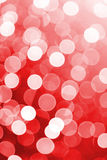 Red defocused lights useful as a background. Good for website designs or texture. Red background Stock Photo