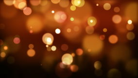 Red defocused Particles_026 Stock Photo