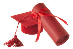 Red degree favors Royalty Free Stock Photography