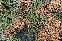 Red del camuflaje Imagen de archivo libre de regalías
