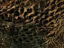 Red del camuflaje Foto de archivo
