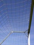 Red del fútbol fotos de archivo libres de regalías