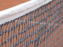 Red del tenis Imágenes de archivo libres de regalías