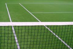 Red del tenis Foto de archivo
