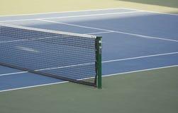 Red del tenis imagen de archivo