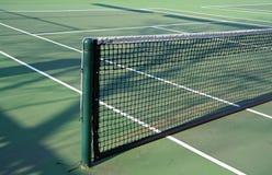 Red del tenis foto de archivo libre de regalías