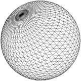 Red del vector Fotografía de archivo