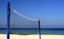 Red del voleibol fotografía de archivo libre de regalías