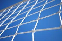 Red del voleibol imagen de archivo libre de regalías