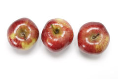 Red Delicious Apple royalty free stock photography