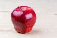 Red delicious apple Stock Photography