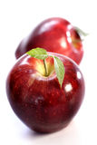 Red delicious apples Royalty Free Stock Photo