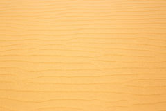 Red Desert sand dunes texture pattern Stock Photography