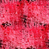 Red Devil's night a bloody wall texture Stock Images