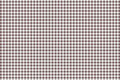 Red diagonal Gingham pattern. Texture from rhombus/squares for - plaid, tablecloths, clothes, shirts, dresses, paper, bedding,. Blankets, quilts and other stock illustration