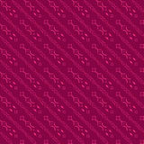 Red diagonal pattern Stock Image