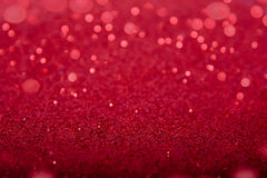 Red diamond shiny glitter abstract bokeh for christmas background. Red diamond shiny glitter abstract bokeh for christmas or merry background Royalty Free Stock Photography
