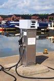 Red diesel dispenser, Barton-under-Needwood. Royalty Free Stock Photos