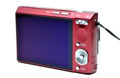 Red Digital Camera