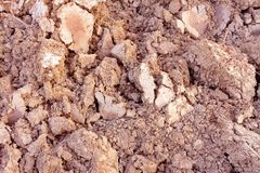 Red dirt Royalty Free Stock Photo