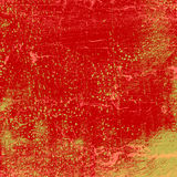 Red Dirty Texture Royalty Free Stock Photography