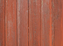 Red dirty wood boards background Royalty Free Stock Photo
