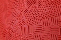 Red Dodge Ball Pattern. Pattern Design of Red Rubber Ball Royalty Free Stock Photos