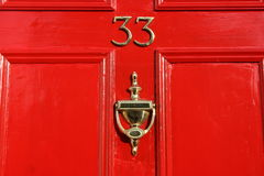 Free Red Door Royalty Free Stock Image - 3064846