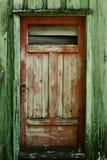 Red Door royalty free stock photo