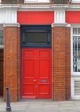 Red Door Royalty Free Stock Photos