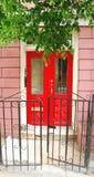 Red Door Royalty Free Stock Image