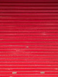 Red door abstract Royalty Free Stock Photos