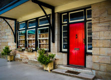 The red door Royalty Free Stock Photography