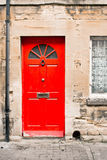 Red door Stock Images