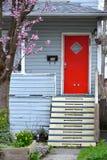 Red door Stock Image