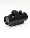 Red dot sight Royalty Free Stock Images