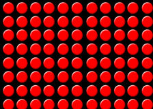 Red dots Royalty Free Stock Photos