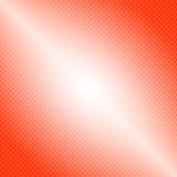 Red dots  gradient halftone pattern abstract background concept. 1 Stock Photo