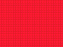 Red dotted pattern Royalty Free Stock Image
