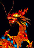 Red Dragon Royalty Free Stock Photography