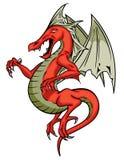 Red Dragon Stock Photos