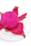 Red Dragon Fruit Royalty Free Stock Image