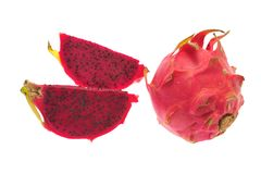 Red Dragon Fruit Stock Photos