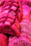 Red dragon fruit Stock Photo