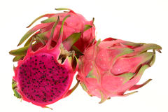 Red Dragon Fruits Royalty Free Stock Photo