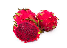 Red dragonfruit Stock Image