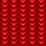 Red Drapery. Design for use as a background Royalty Free Stock Images
