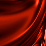 Red drapery Royalty Free Stock Photo