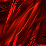 Red drapery. With smooth folds Royalty Free Stock Photos