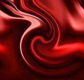 Red drapes Stock Photography